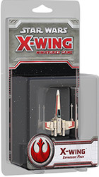 FFG X-Wing: Miniatures Game - X-wing Expansion Pack Wave I - Wersja Angielska
