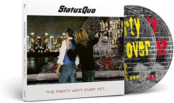 The Party Ain`t Over Yet (Deluxe Edition)