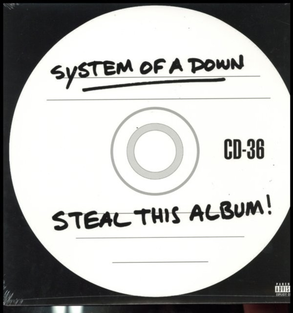 Steal This Album! (vinyl)