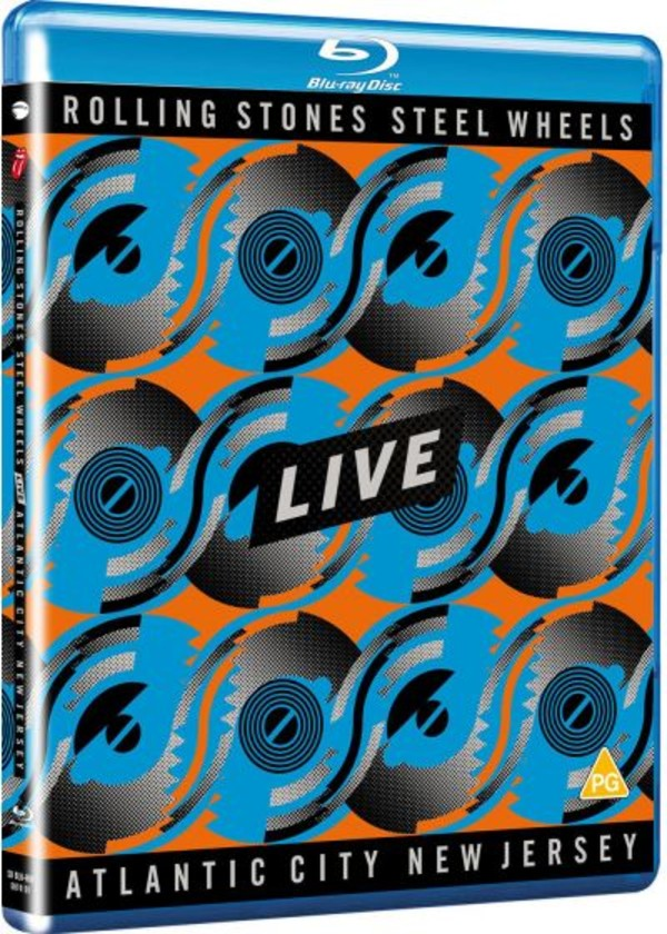 Steel Wheels Live (Blu-ray)