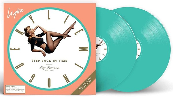 Step Back In Time: The Definitive Collection (vinyl) (Mint Green)