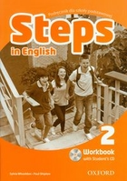Steps In English 2. Workbook Zeszyt ćwiczeń + CD - Paul Shipton, Sylvia Wheeldon