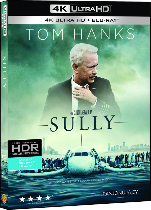 Sully (4K Ultra HD)
