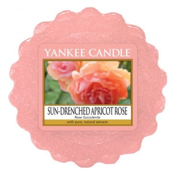 Sun-Drenched Apricot Rose Wosk zapachowy