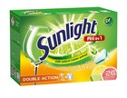 All in 1 Citrus fresh Double action Tabletki do zmywarek -