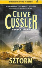 Sztorm - Clive Cussler, Graham Brown
