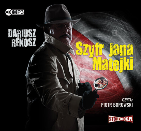 Szyfr Jana Matejki audiobook CD