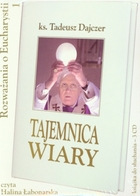 Tajemnica wiary audiobook 3Audiobook CD Audio