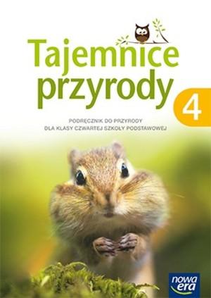 Chwalebne Tajemnice przyrody 4 Podręcznik dla szkoły podstawowej / Feliks EL94