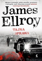 Tajna sprawa - mobi, epub - James Ellroy