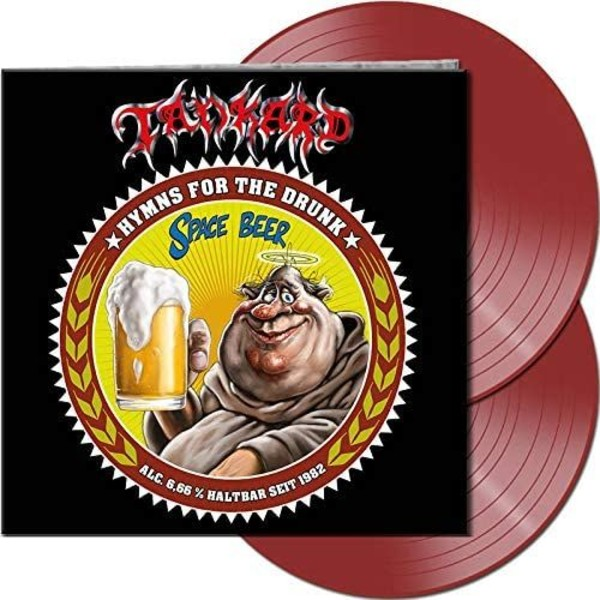 Hymns For The Drunk Clear Red (vinyl)