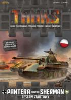 Gra Tanks Pantera kontra Sherman Zestaw Startowy
