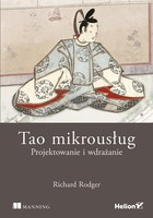 Tao mikrousług - Richard Rodger