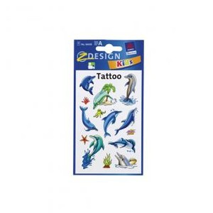 Tatuaże Delfiny