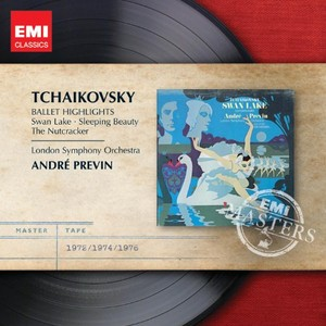 Tchaikovsky: Ballet Highlights