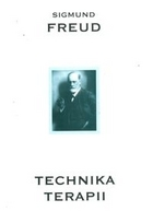 Technika terapii - Zygmunt Freud