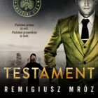 Testament - mp3 - Remigiusz Mróz