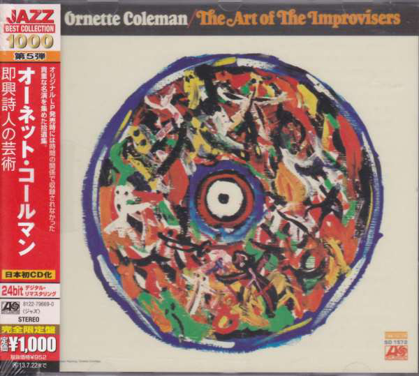 The Art Of The Improvisers Jazz Best Collection 1000