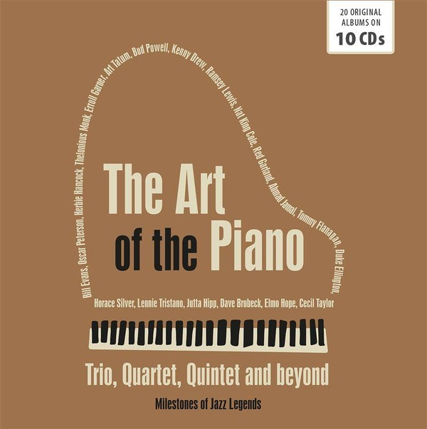 The Art of The Piano Trio Quartet Quintet