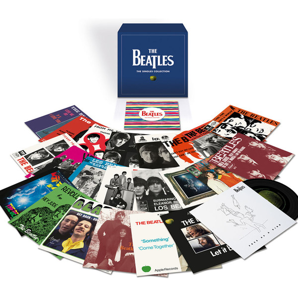 The Singles Collection (vinyl) (Box)
