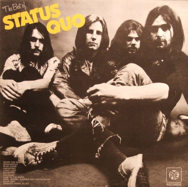 The Best Of Status Quo (vinyl)