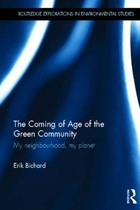The Coming of Age of the Green Community - Erik Bichard