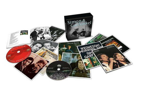 The Complete Albums Collection: Simon & Garfunkel (Box)