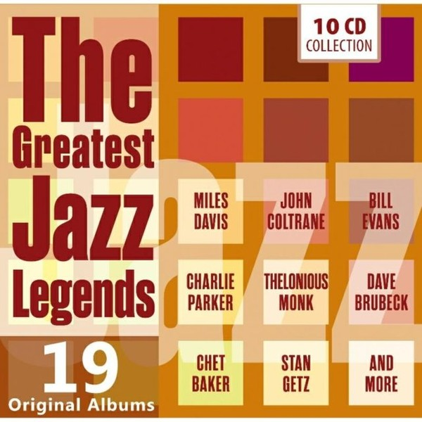 The Greatest Jazz Legends
