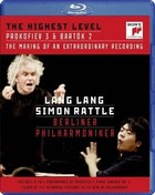 The Highest Level - Documentary on the Recording & Prokofiev: Piano Concerto No. 3 (Blu-Ray) - Lang Lang
