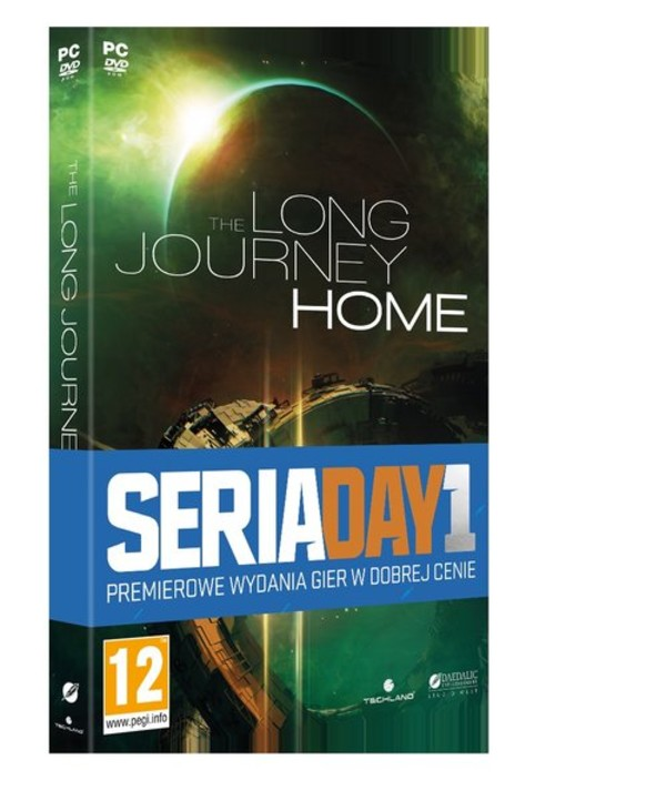 Gra The Long Journey Home (PC) DVD-ROM