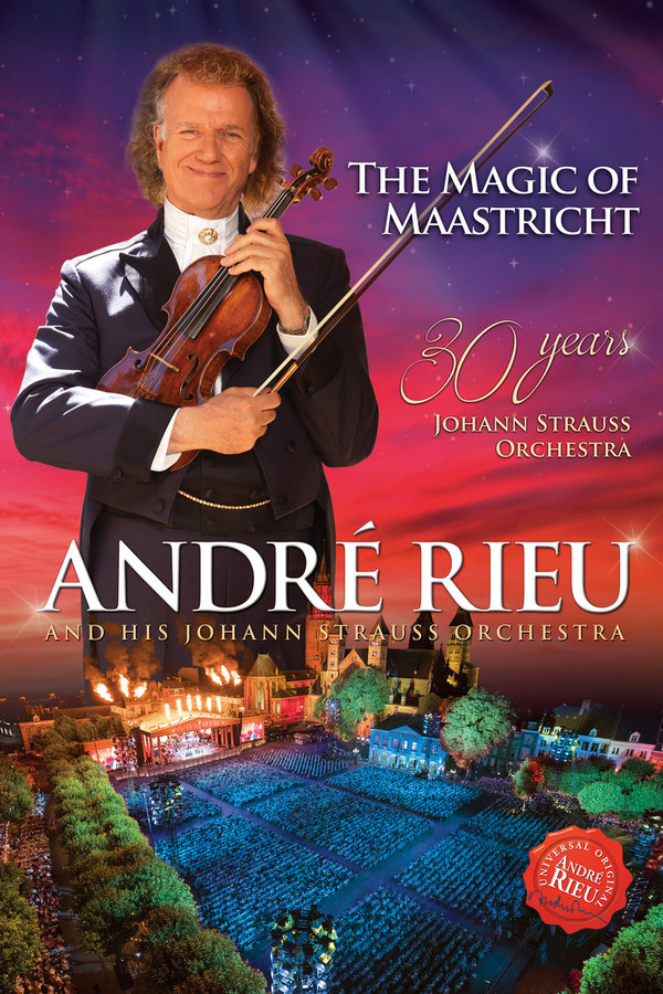 The Magic Of Maastricht (DVD) (PL)