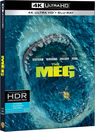 The Meg (4K Ultra HD) - Jon Turteltaub