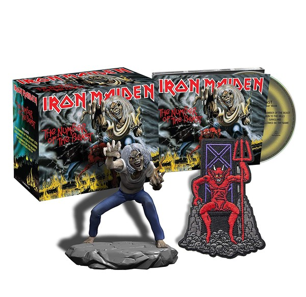 The Number Of The Beast (Remastered) (Collectors Boxset)