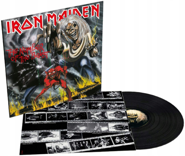 The Number Of The Beast (vinyl)