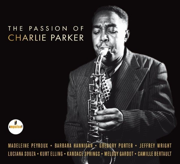 The Passion Of Charlie Parker (vinyl)
