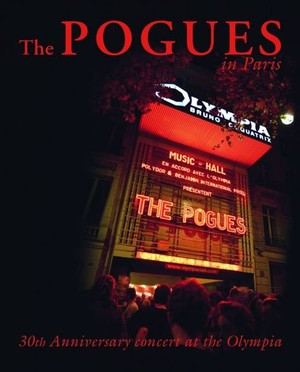 The Pogues In Paris - 30th Anniversary Concert At The Olympia (Blu-Ray)