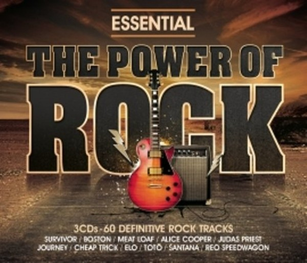 The Power Of Rock - Definitive Rock Classics And Power Ballads