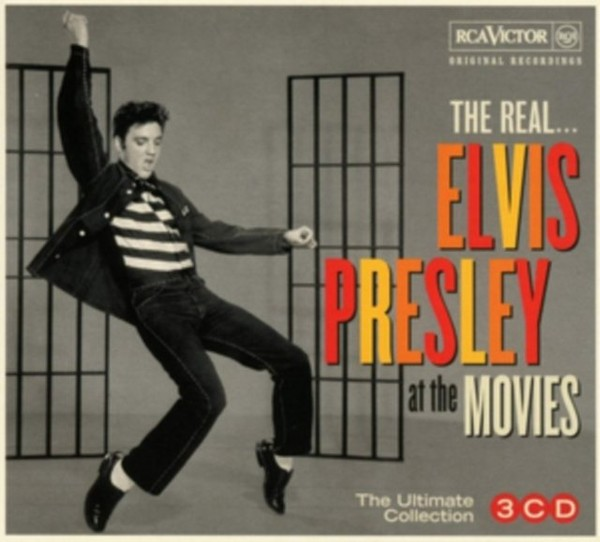The Real... Elvis Presley At the Movies