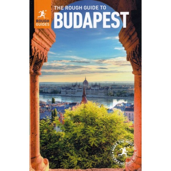 The Rough Guide to Budapest Travel Guide / Budapeszt Przewodnik