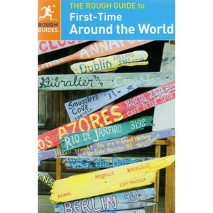 The Rough Guide to First-Time Around the World Travel Guide / Dookoła Świata Przewodnik