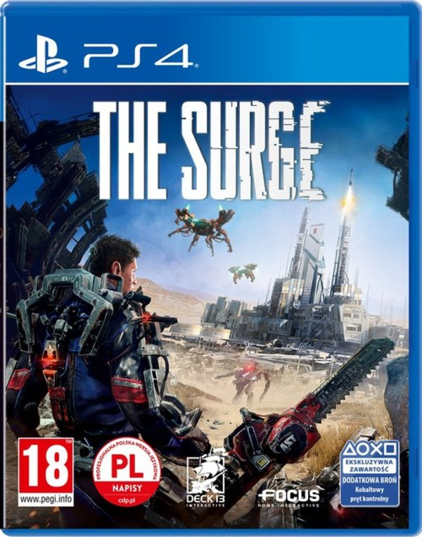 Gra The Surge (PS 4)