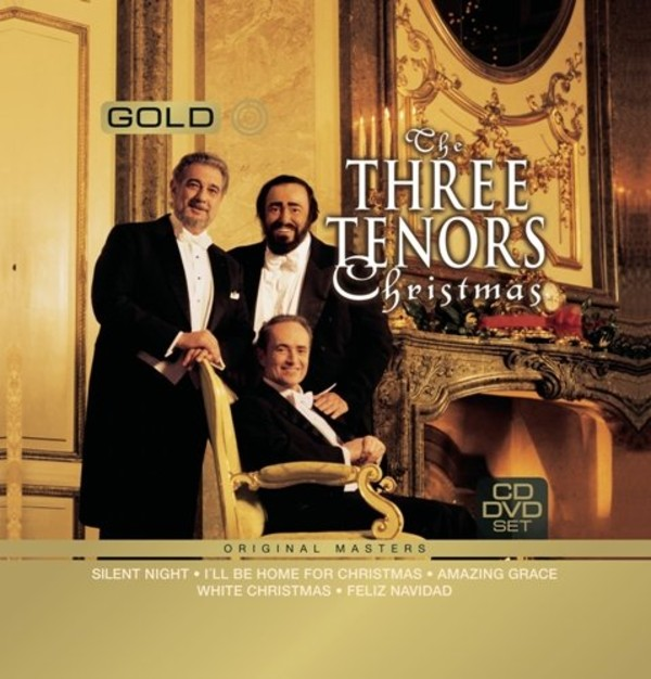 The Three Tenors Christmas (DVD + CD)