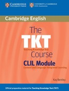 The TKT Course CLIL Module - Kay Bentley