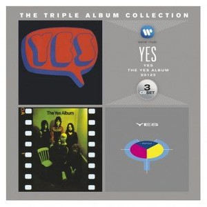 The Triple Album Collection: Yes