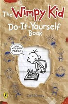 The Wimpy Kid - Do-it-yourself Book - Jeff Kinney