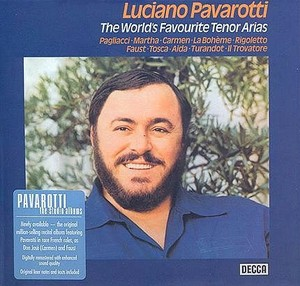 The World`s Favourites Tenor Arias