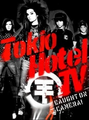 Tokio Hotel Tv - Caught On Camera! (Limited Box)