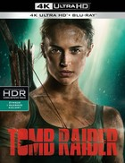 Tomb Raider (4K Ultra HD) - Roar Uthaug