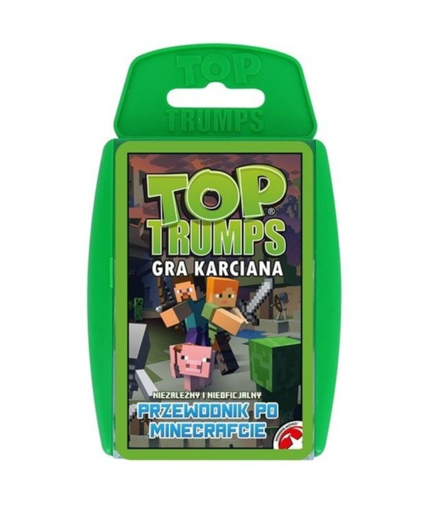Gra Top Trumps Minecraft