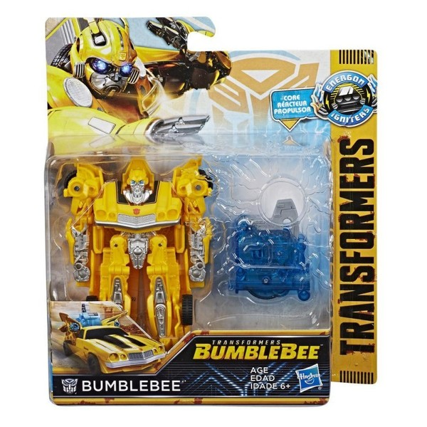 Hasbro Transformers Figurka MV6 Energon Igniters - Bumblebee Camaro Power Plus series E2092